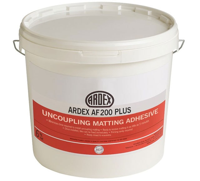 Ardex Af200 Plus Uncoupling Matting Adhesive 14kg The