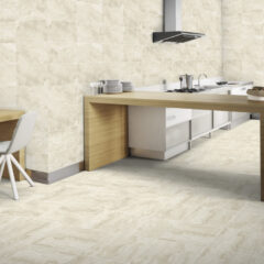 Denver Beige Silk Finish Ceramic Wall 20x50cm
