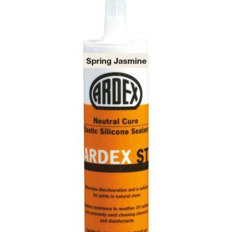 Ardex St Silicone Sealant Spring Jasmine 310ml The Tile Bin