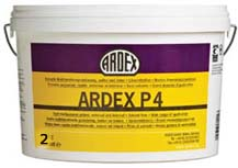 Ardex P4 Ready Mixed Rapid Drying Primer 2kg