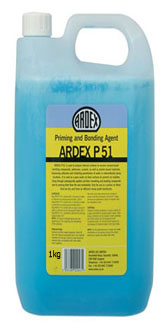 Ardex P51 Concentrated Water Based Primer 1kg