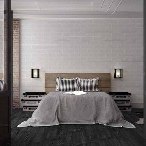Good-Vibes White Wall 11x33cm