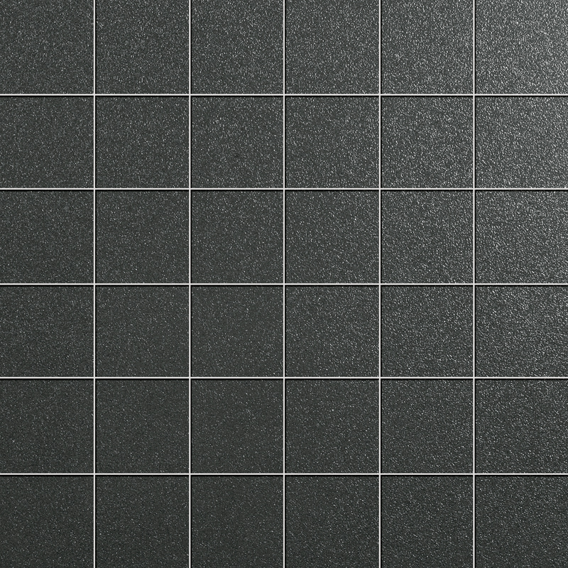 Azteca Smart Lux Black Semi Polished 30x30cm Mosaic