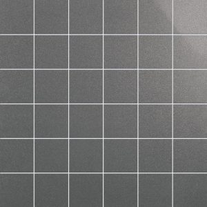 Azteca Smart Lux Graphite Semi-polished 30x30cm Mosaic Porcelain Sheet