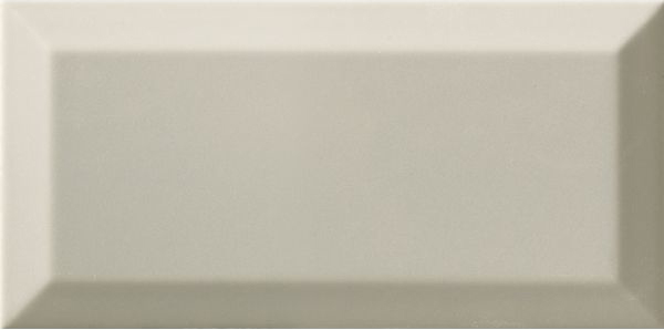 Metro Bevelled Grey Wall 10x20cm (7mm thick approx)