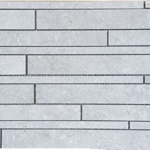 END OF LINE – Evolution Grey Mosaic Listello 30x60cm