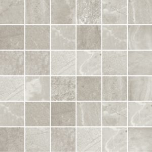 END OF LINE – Rock Grigio Matt Porcelain Wall or Floor Mosaic 30x30cm