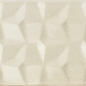 Saxon Beige Gloss Ceramic Wall Decor 20x60cm