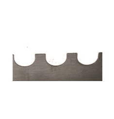 10x20mm Round Notched Trowel