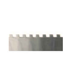 6mm Squared Notched Trowel