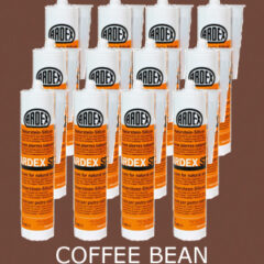 Ardex ST Silicone Sealant Coffee Bean – Bulk Buy 12 Tubes (310ml per tube)