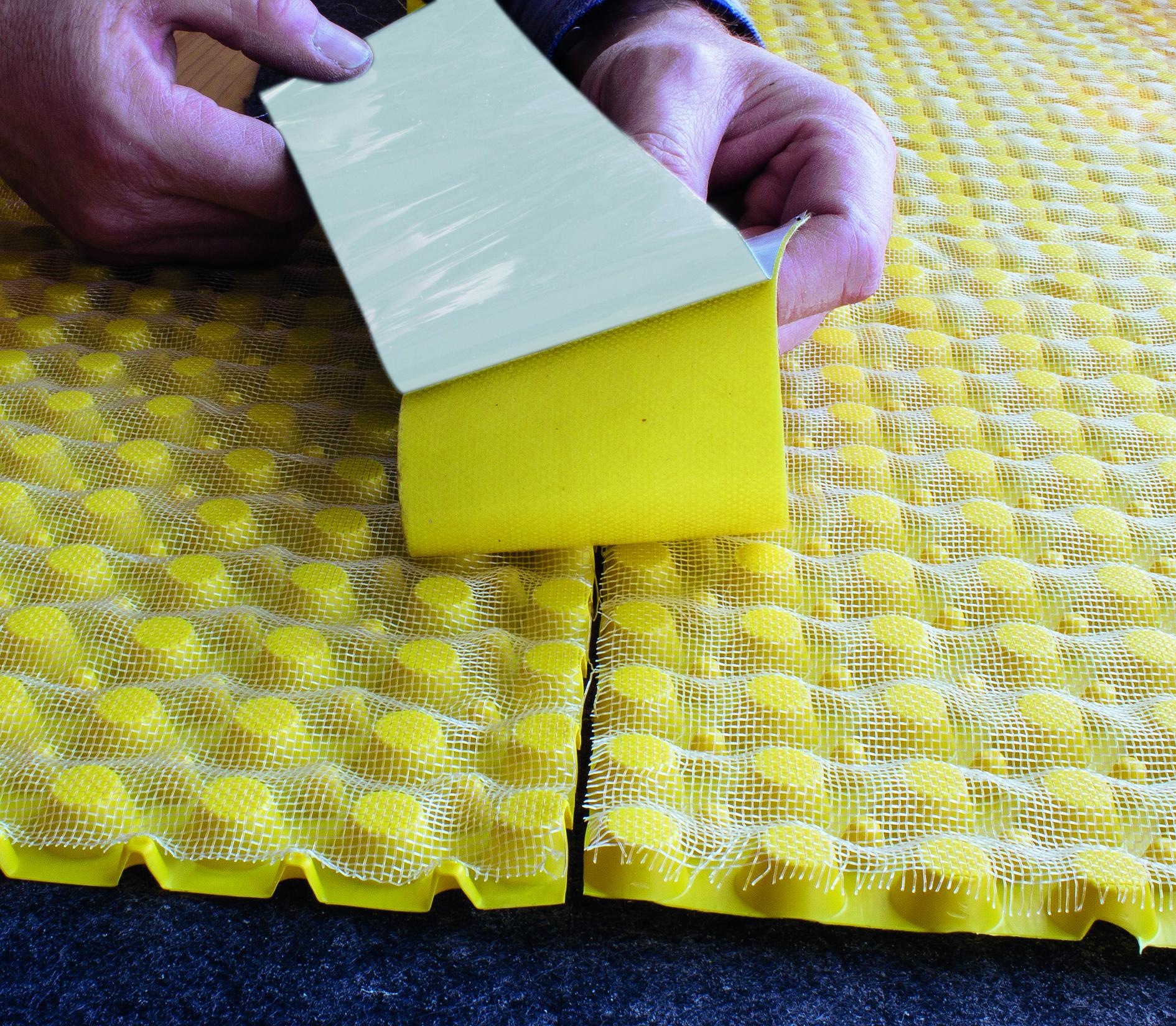 Durabase Jointing Tape 6x30 Linear Metre Rolls The Tile Bin