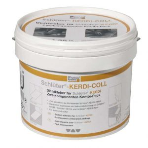 Schluter Kerdi Coll Adhesive 4.25kg