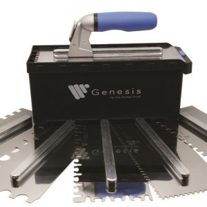 Stainless Steel Trowel Box Set