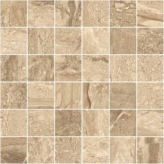 Stratum Noce Matt Porcelain Wall or Floor Mosaic 30x30cm