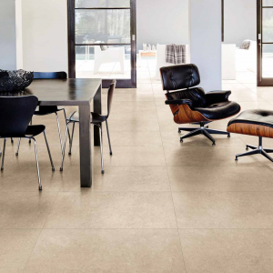 District Beige Matt Porcelain Wall or Floor tile 30x60cm