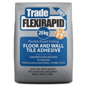 TILEMASTER Trade Flex Rapid Grey 20kg