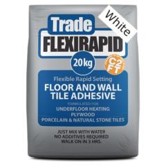 TILEMASTER Trade Flex Rapid White 20kg