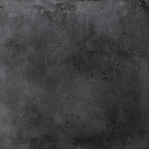 Black Cement look porcelain