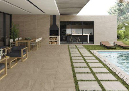 2cm thick Porcelain Tiles