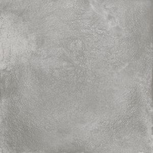 Planet Grey Matt Porcelain floor tile 60x60cm