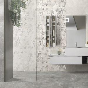 Adriatic Grey Matt Porcelain 60x60cm