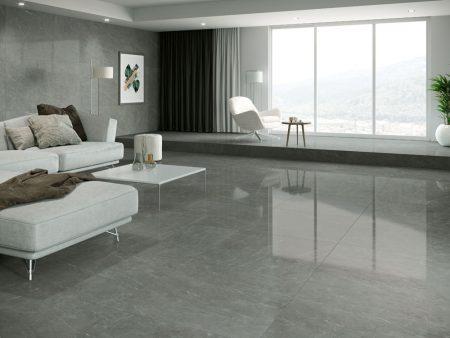 Polished Porcerlain Floor Tile